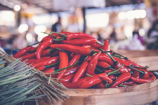 Chili Capsaicin Kratom Booster